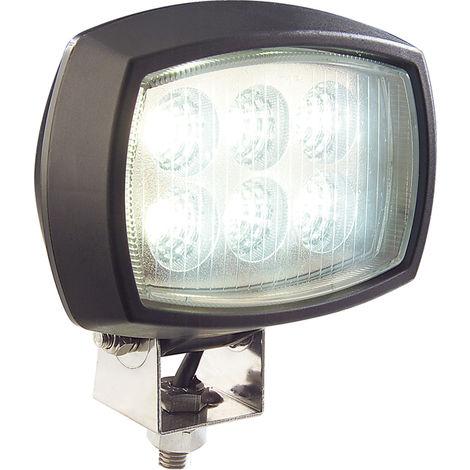 Westfalia Lampe de travail LED - 6 x 3 watts