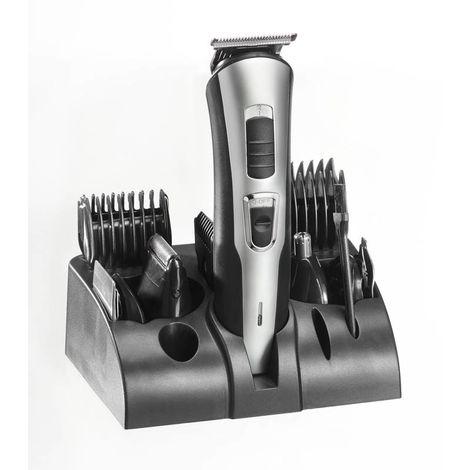 Westfalia Tondeuse rasoir électrique sans fil multifonctions 5-en-1 barbe cheveux