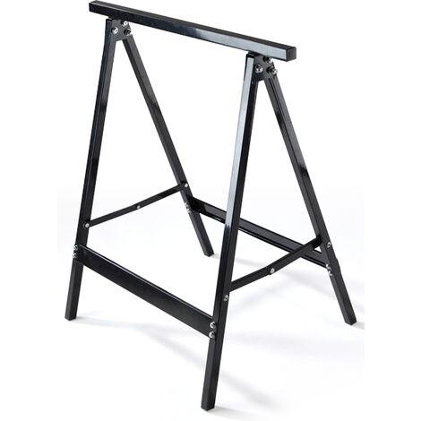 Westfalia Tréteau en acier pliable - 100kg