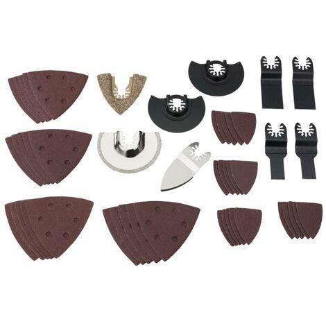 Westfalia Westfalia Multitool, ensemble d'accessoires de 49 pièces