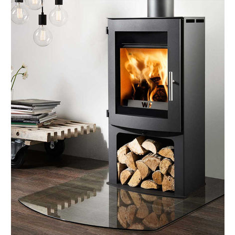 Westfire Uniq 18 DEFRA Approved Wood Burning Stove