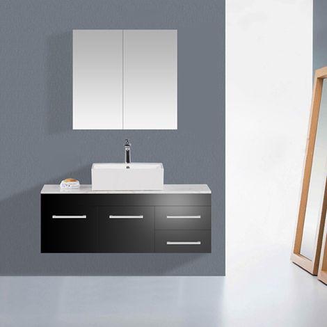 WestWood Bathroom Cabinet BC01 White