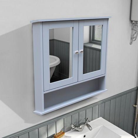 WestWood Bathroom Cabinet BC04 Grey