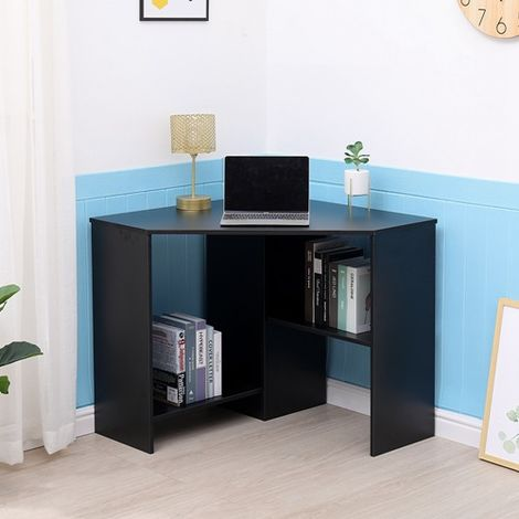 WestWood Computer Desk CD17 Black