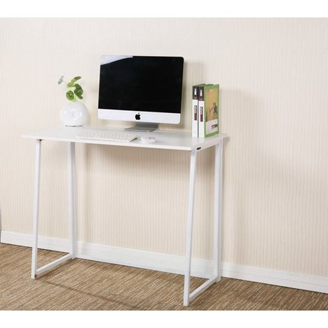 WestWood Foldable Computer Desk CD03 White
