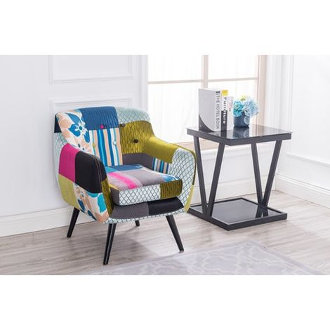 WestWood Patchwork Chair PC029