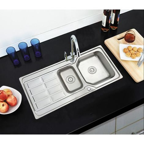 WestWood Stainless Steel Kitchen Sink KS01