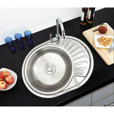 WestWood Stainless Steel Kitchen Sink KS02
