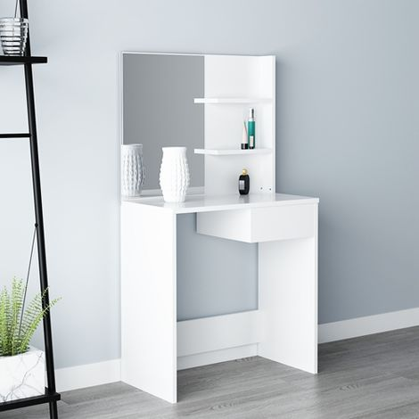 WestWood Wood Dressing Table DT06 White