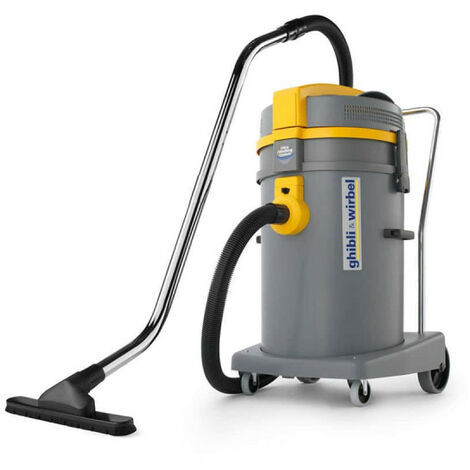 Wet and Dry Vacuum Cleaner GHIBLI WIRBEL - 80L - 2500W - POWER WD 80.2 P