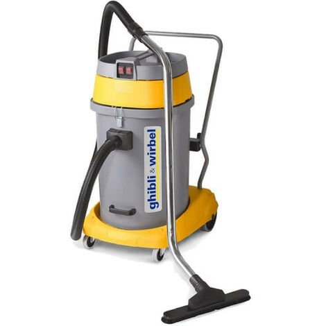 Wet and Dry Vacuum Cleaner GHIBLI WIRBEL - 80L - 3450W - AS 600 P CBN