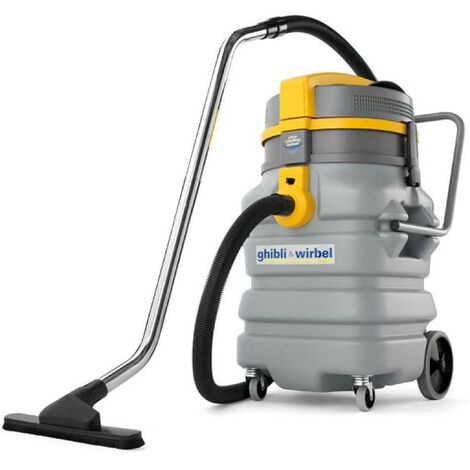 Wet and Dry Vacuum Cleaner GHIBLI WIRBEL - 90L - 2500W - POWER WD 90.2 PD SP