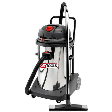 Wet and dry vacuum cleaner KS TOOLS - 78L - 2000W - 166.0540