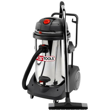 Wet and dry vacuum cleaner KS TOOLS - 78L - 3000W - 166.0550
