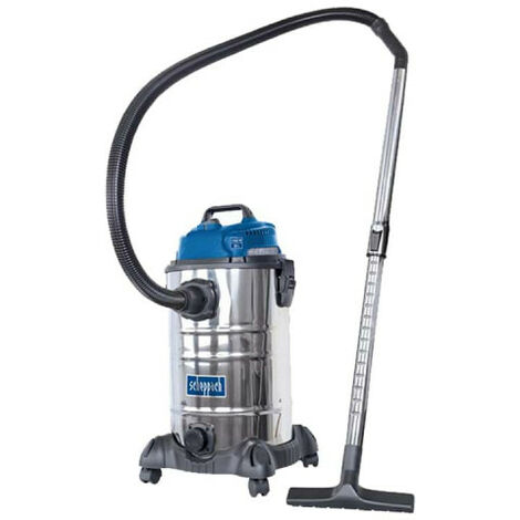 Wet and dry vacuum cleaner SCHEPPACH 30L - 1400W - ASP30-OES