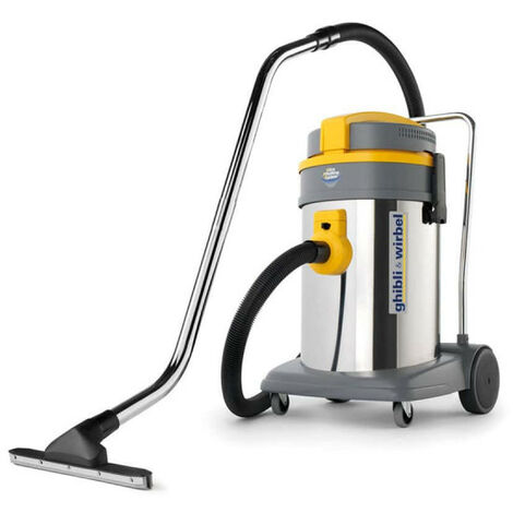 Wet and Dry Vacuum GHIBLI WIRBEL - 50L - 1450W - POWER WD 50 I
