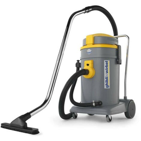 Wet and Dry Vacuum GHIBLI WIRBEL - 50L - 1450W - POWER WD 50 PD