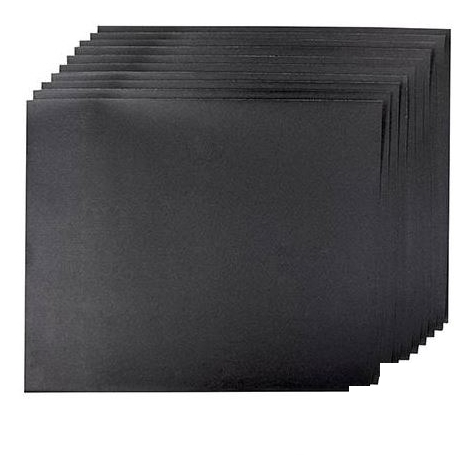 Wet & Dry Sheets 10pk - 600 Grit