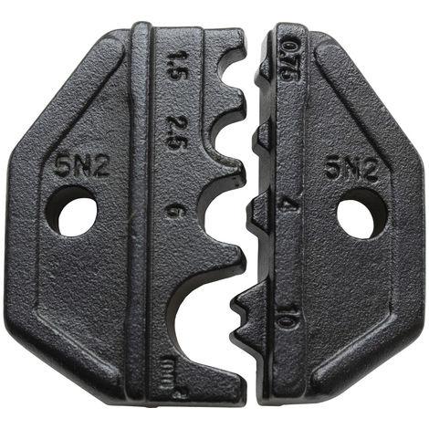 Quetschkabelschuh secondo DIN 46234 16mm² m5 10 PZ