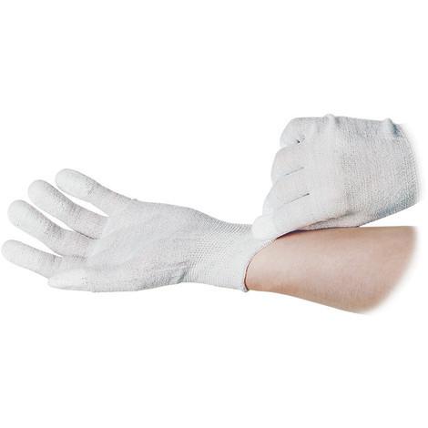 Wetec Handschuhe, PU-beschichtete Fingerkuppen, XL