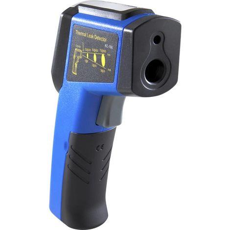 Wetekom Détecteur de fluctuations termiques et thermomètre infrarouge avec écran LCD