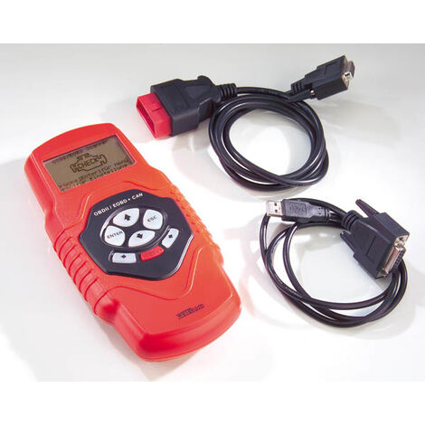 Wetekom Scanner de diagnostic pour voitures Professional OBDII