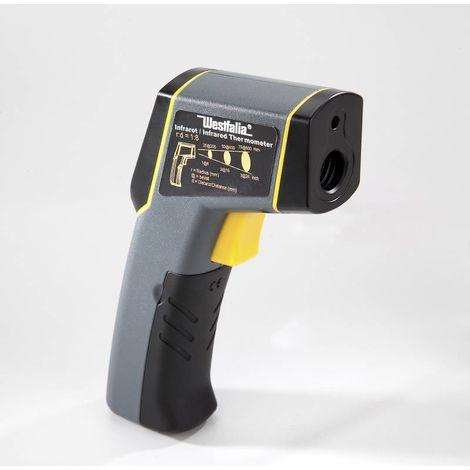 Wetekom Thermomètre infrarouge -20 à +320° C