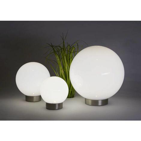 Cm Led 30 31520 Wetelux Boule Lampe Décorative De Solaire Lumineuse Set n0kwOP