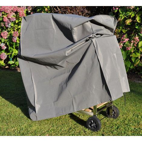 Wetterschutzhülle für Grillwagen