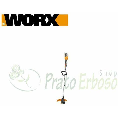 WG184E - Trimmer a batteria 20V+20V