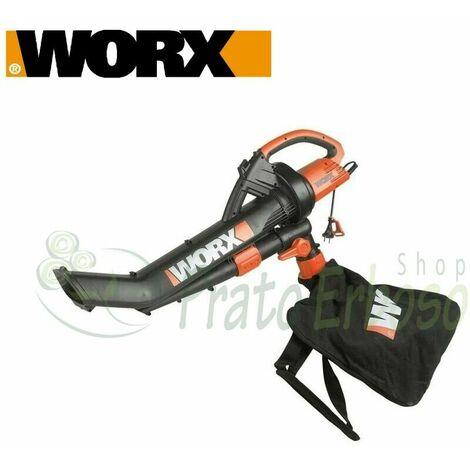 WG505E Sopladora aspiradora trituradora eléctrica