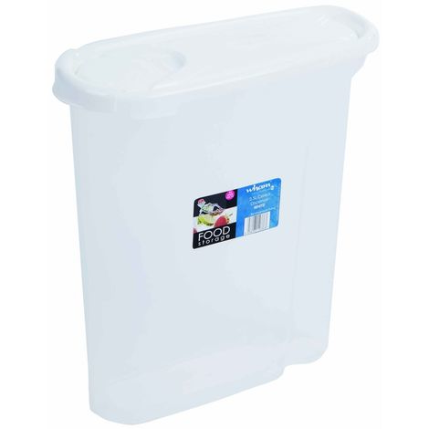 Wham Cereal Dispensers 5L or 2.5 Litres Food Safe Brand New
