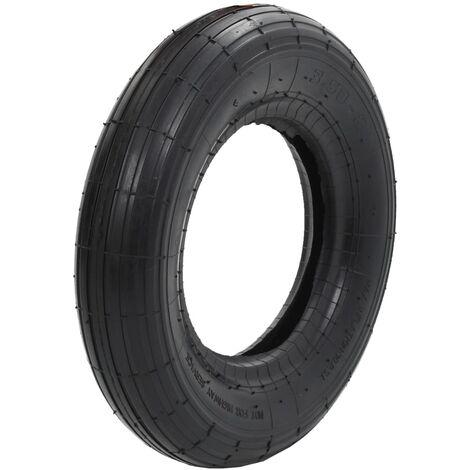Wheelbarrow Tyre 3.50-8 4PR Rubber