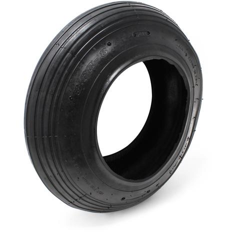 Wheelbarrow Tyre for pneumatic wheels 350x100 3.50-8