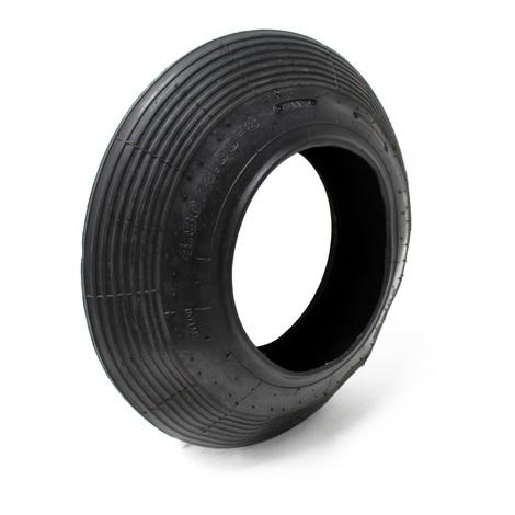 Wheelbarrow Tyre for pneumatic wheels 400x100 4.00-8