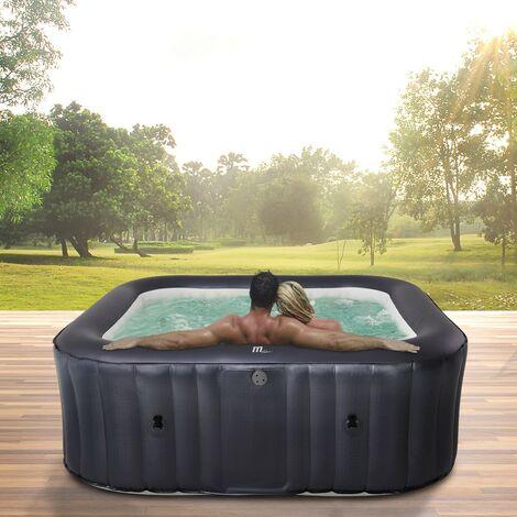 Whirlpool aufblasbar MSPA OTIUM 2021 Outdoor Garten Hydro-Massage-Düsen Pool