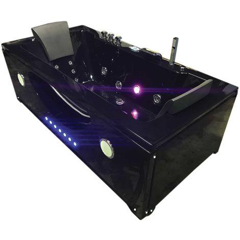"main image of ""WHIRLPOOL BATH CHROMOTHERAPY Model ""HYPNOTIC"" 180 X 90 cm"""