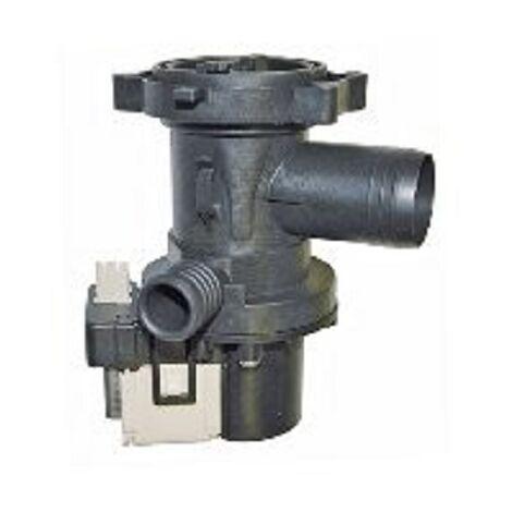Whirlpool Bauknecht Magnettechnikpumpe, Pumpe, Ablaufpumpe für Waschmaschine - Nr.: 480111100786