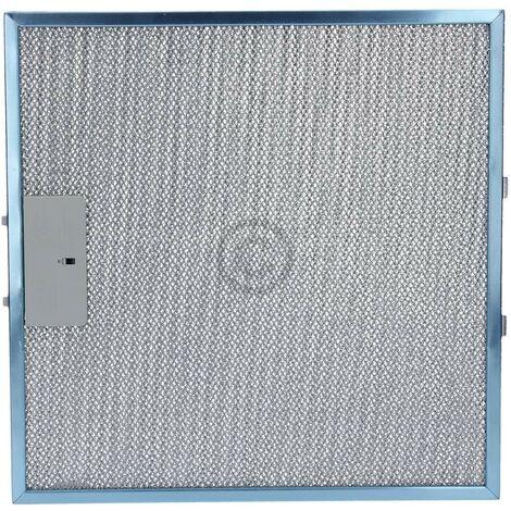 "Whirlpool Fettfilter 481248058144 Metallfilter 330x220 mm für Dunstabzugshaube-""8015250042092"""