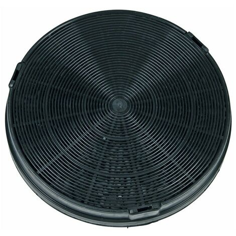 "Whirlpool Kohlefilter Wpro F196 FAC529 196 mm für Dunstabzugshaube 484000008674-""10016423"""
