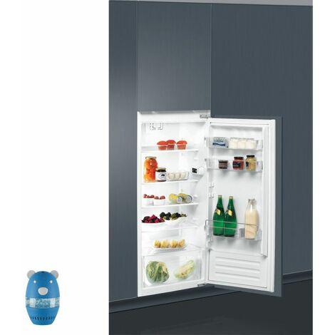 WHIRLPOOL réfrigérateur frigo intégrable simple porte 209L Froid brassé 6eme sens