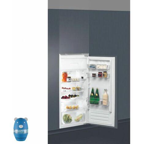 WHIRLPOOL réfrigérateur frigo simple porte Intégrable 190L Froid brassé 6eme Sens