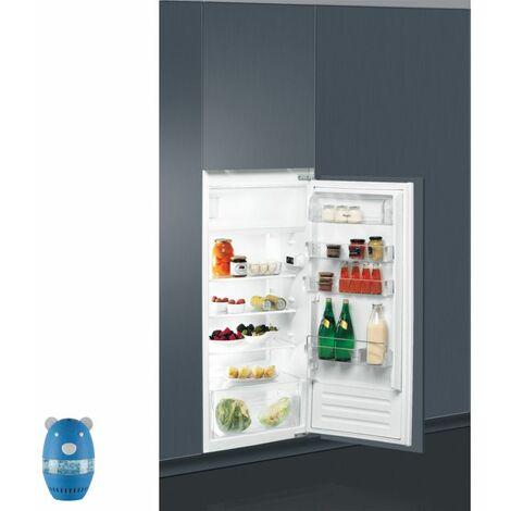 WHIRLPOOL réfrigérateur frigo simple porte intégrable 191L Froid statique Bac à Légume