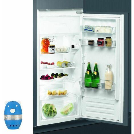 WHIRLPOOL réfrigérateur frigo simple porte Intégrable 191L Froid statique silencieux