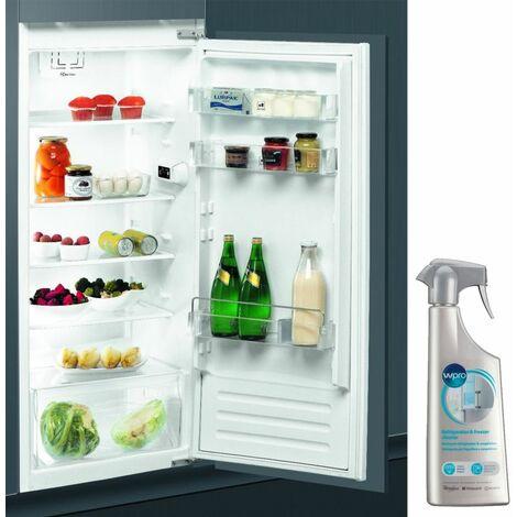 WHIRLPOOL Réfrigérateur frigo simple porte Intégrable 209L A+ Froid brassé SN-T