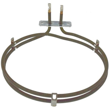 """main image of """"Whirlpool Replacement Fan Oven Cooker Heating Element (2000w) (2 Turns)"""""""