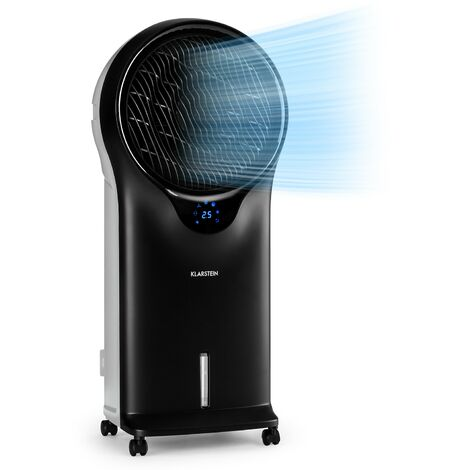 """main image of """"Whirlwind 3-in-1 Fan Air Cooler Humidifier 5.5L 90W Black"""""""