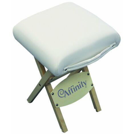 (White) Affinity Folding Stool
