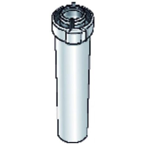 White Alu/PVC duct - UBBINK : 229542