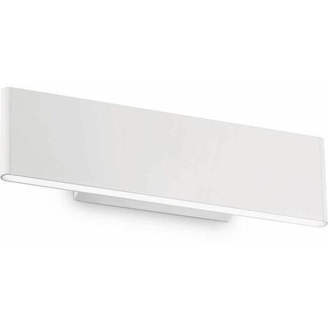 White DESK 2-light wall light